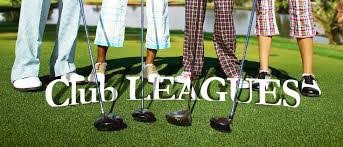 golf league banner